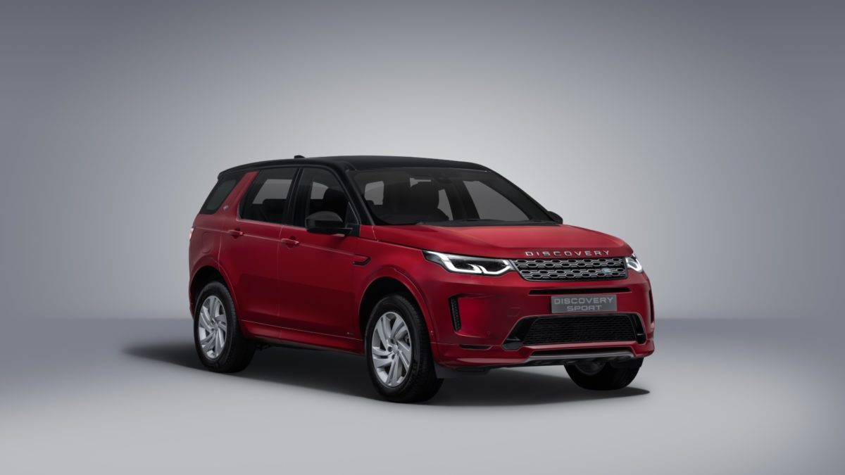 2020 Land Rover Discovery Sport (1)