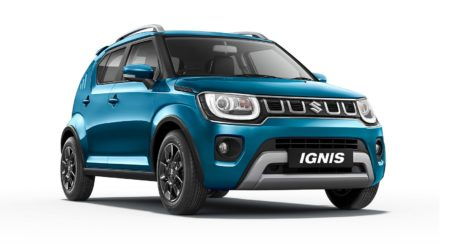 2020 Maruti Suzuki Ignis front