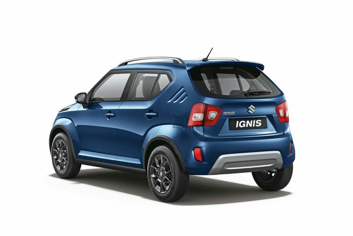 2020 Maruti Suzuki Ignis rear