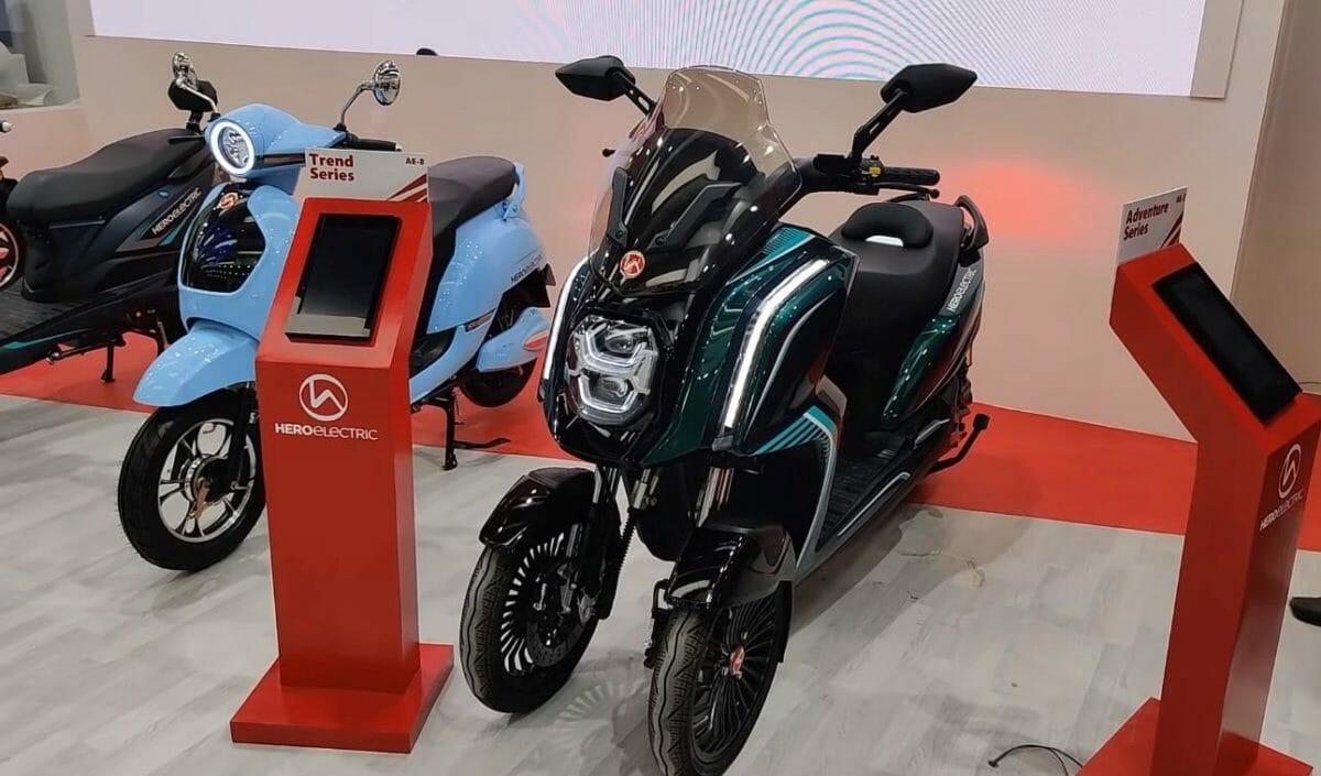 Hero Electric Trike