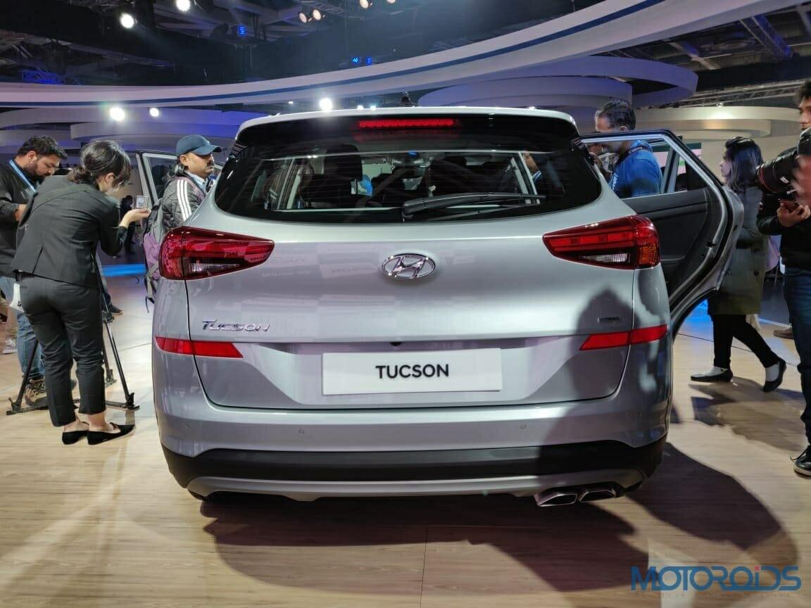 Hyundai Tucson 2020 17