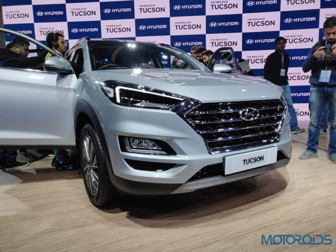 Hyundai Tucson 2020 6