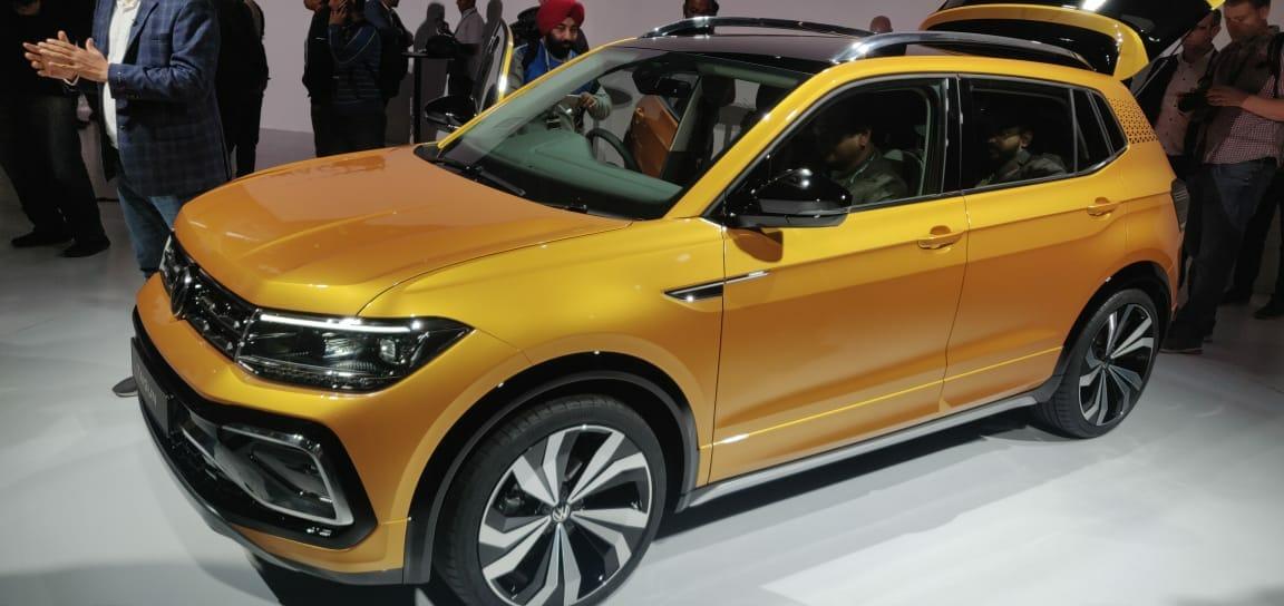 Volkswagen Taigun Image Gallery