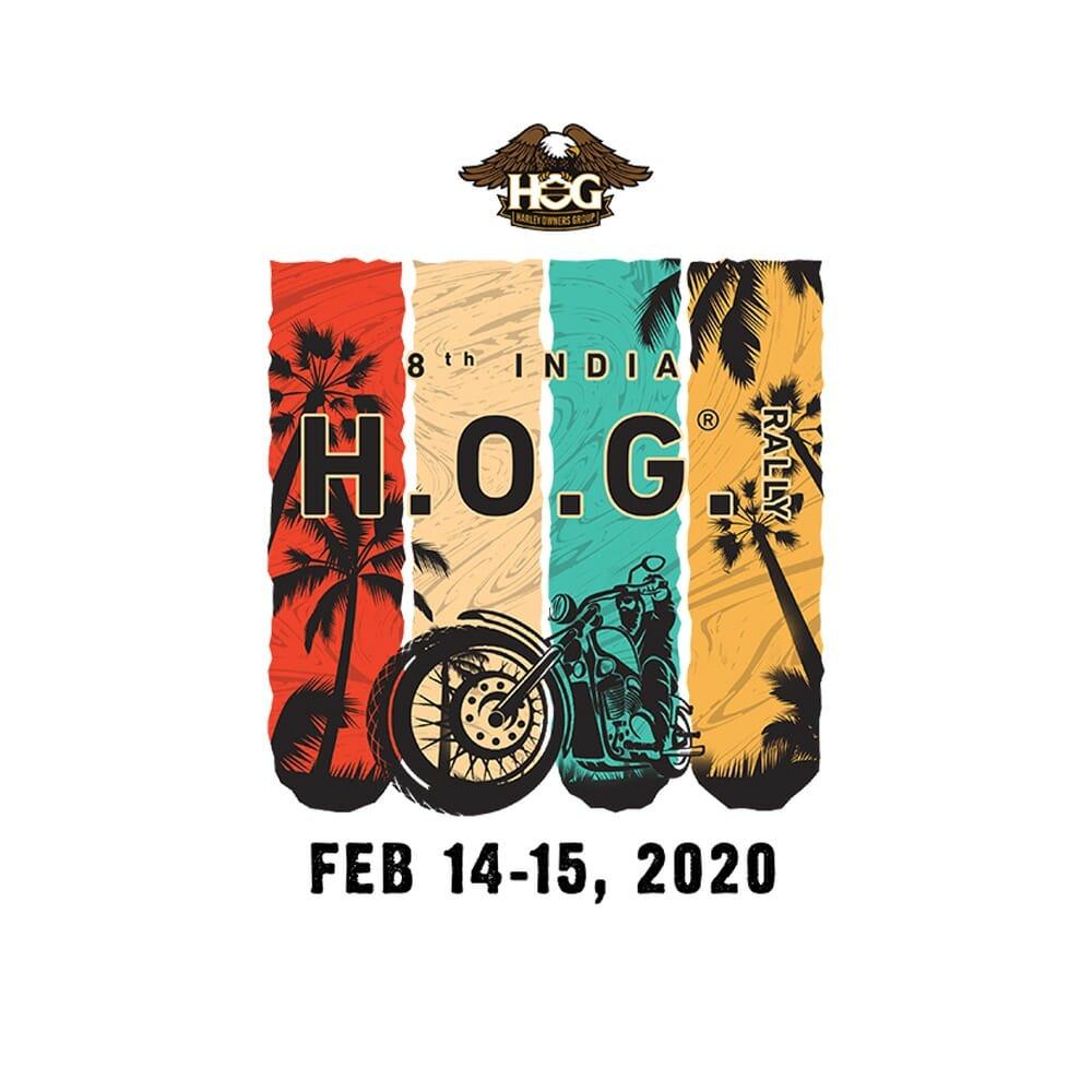 India H.O.G. Rally Logo