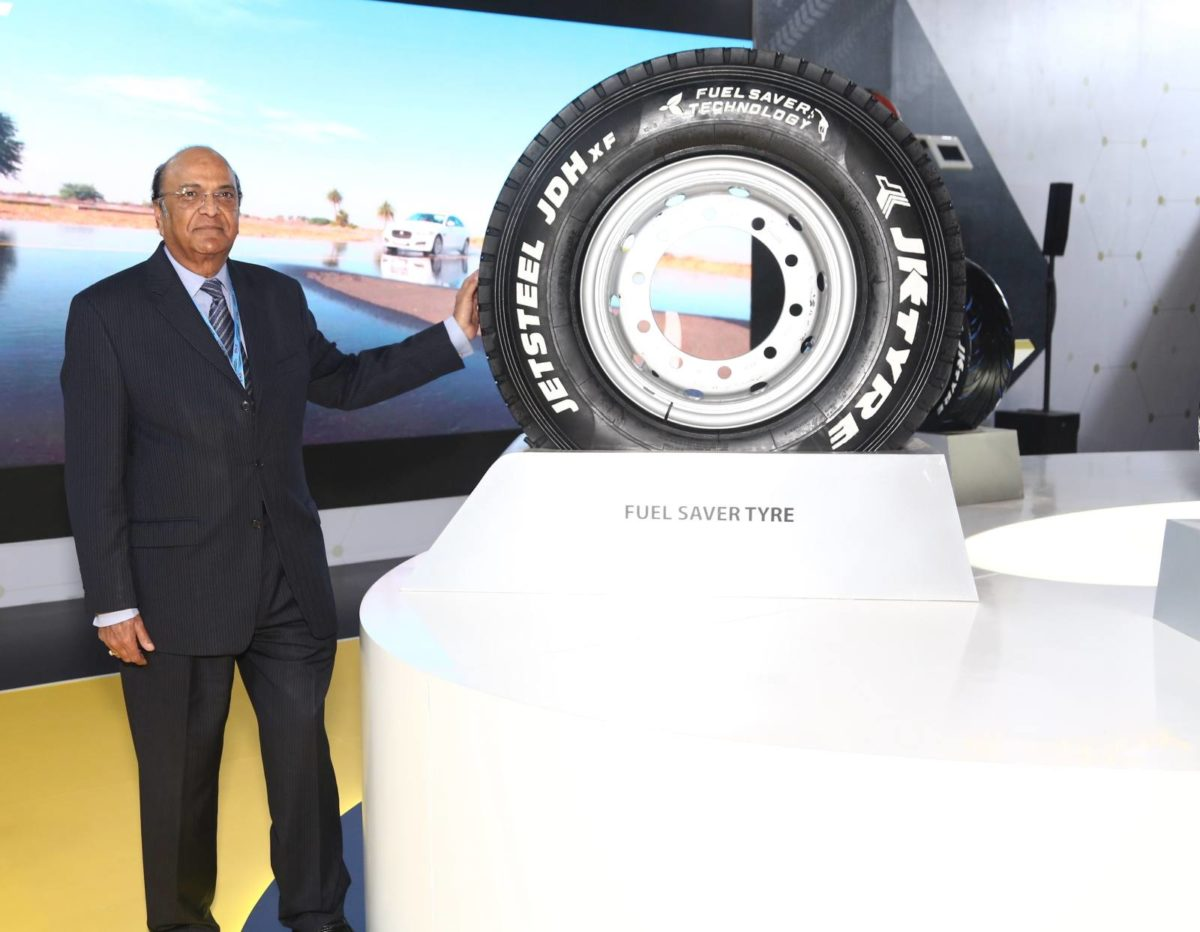 JK Tyres At The Auto Expo 2020 (2)