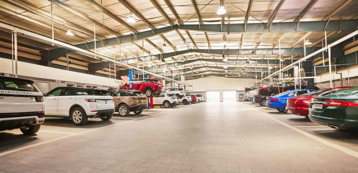 Jaguar Land Rover – Hyderabad Retailer Launch – 2