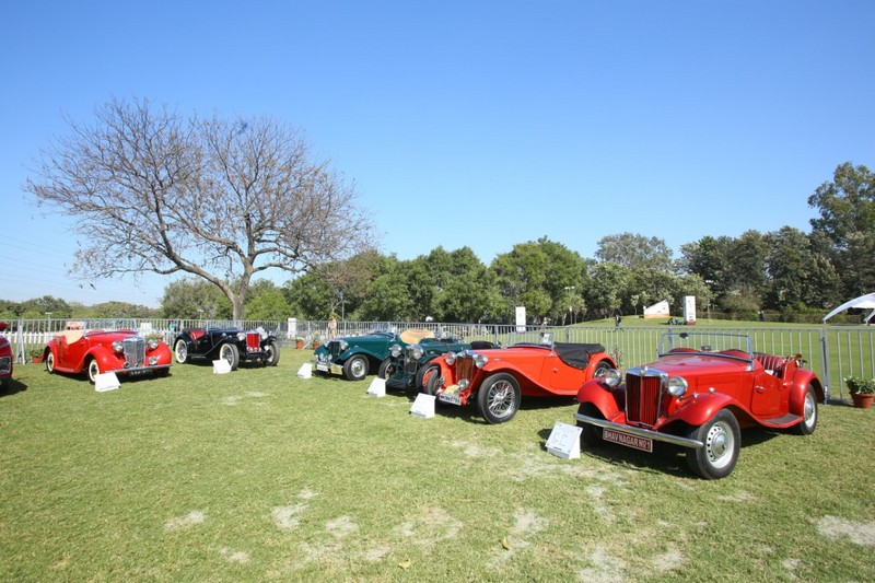 MG showcases its heritage and legacy by connecting with its classic car owners at 21 Gun Salute Rally (2)