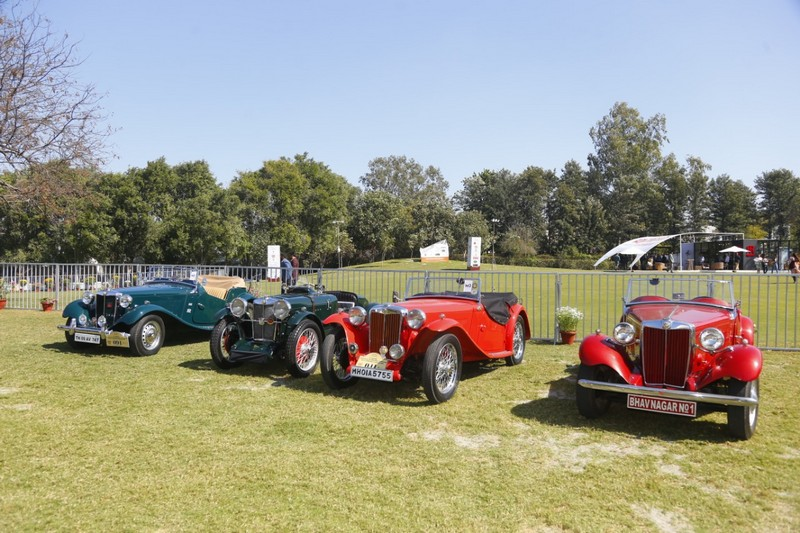 MG showcases its heritage and legacy by connecting with its classic car owners at 21 Gun Salute Rally (3)