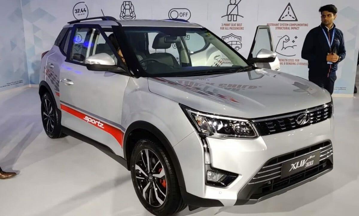 Mahindra XUV300 Sportz