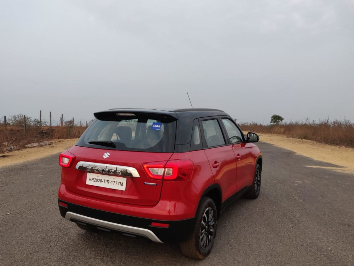 Maruti Suzuki Vitara Brezza Petrol Review (1)