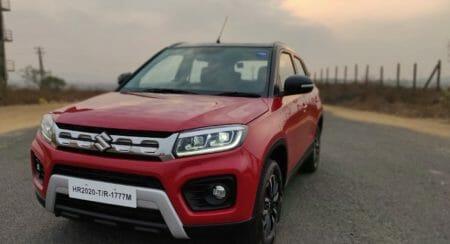 Maruti Suzuki Vitara Brezza Petrol Review (4)