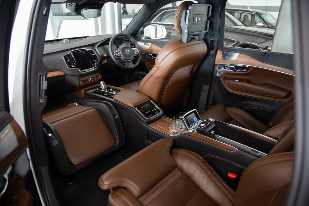 Volvo XC 90 Excellence Lounge 3 Seats