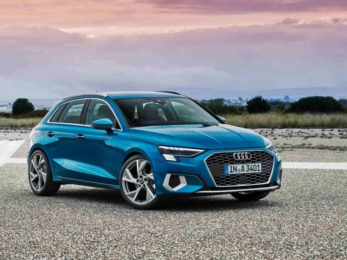 2020 Audi A3 Sportback (2)