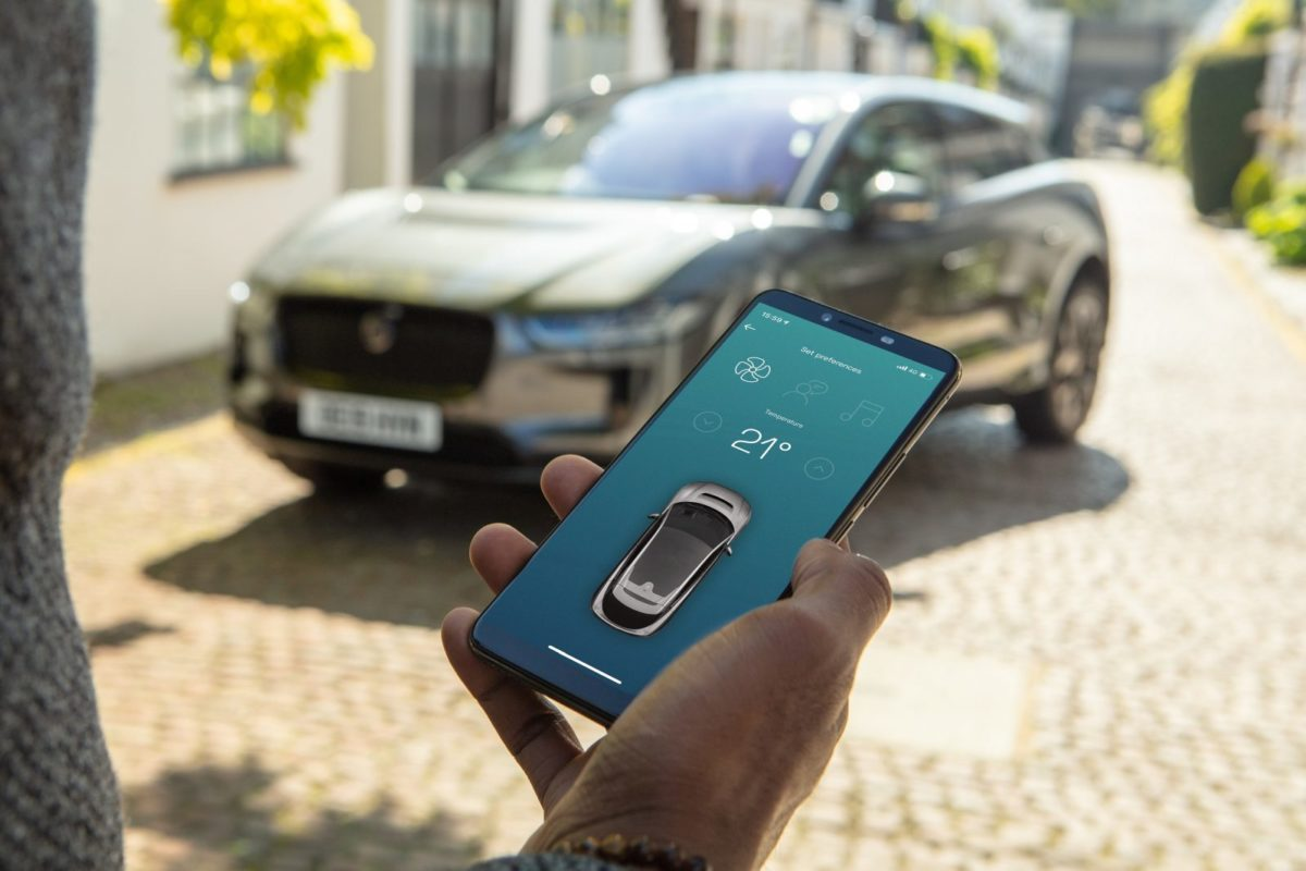 ALL ELECTRIC CHAUFFEUR SERVICE IN LONDON – Jaguar I PACE