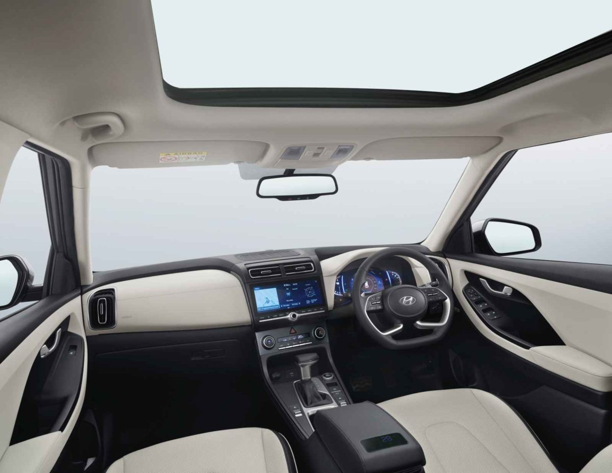 All New CRETA Interior 1
