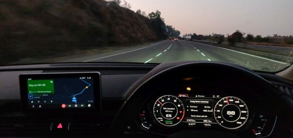 Audi Q5 Long Distance Travelogue To Karnataka (2)