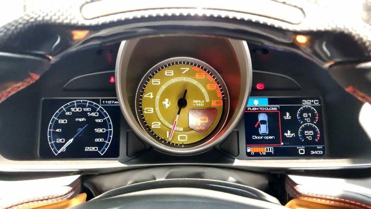 Ferrari GTC4LussoT Mumbai (4)