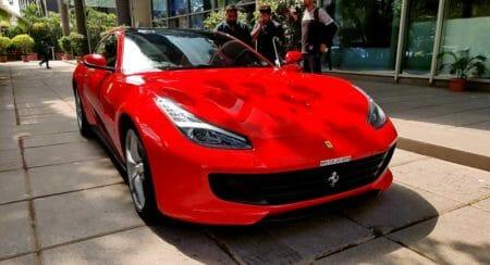 Ferrari GTC4LussoT Mumbai (6)