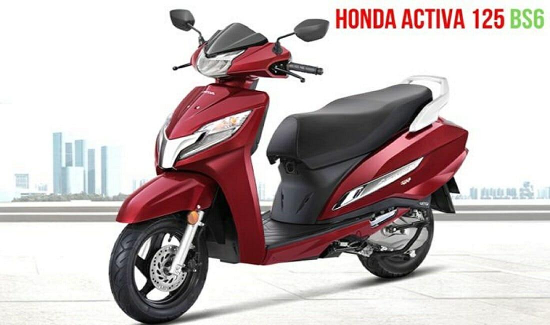 Honda Activa 125 BS6 2 696×447