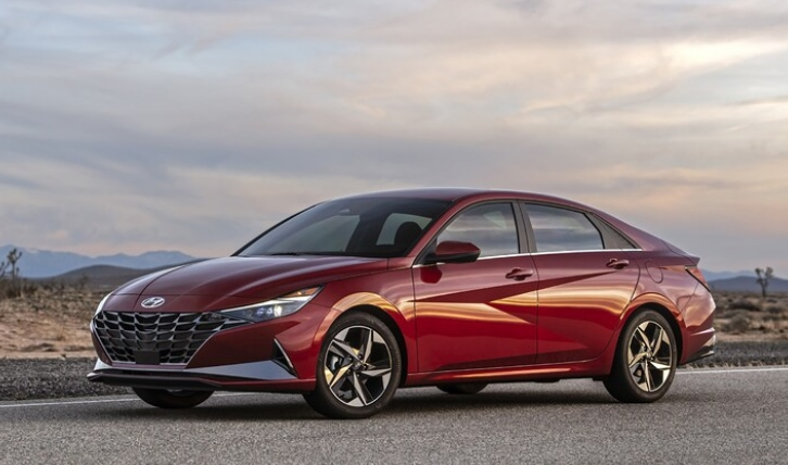 Hyundai reveals 2021 Elantra and Elantra hybrid