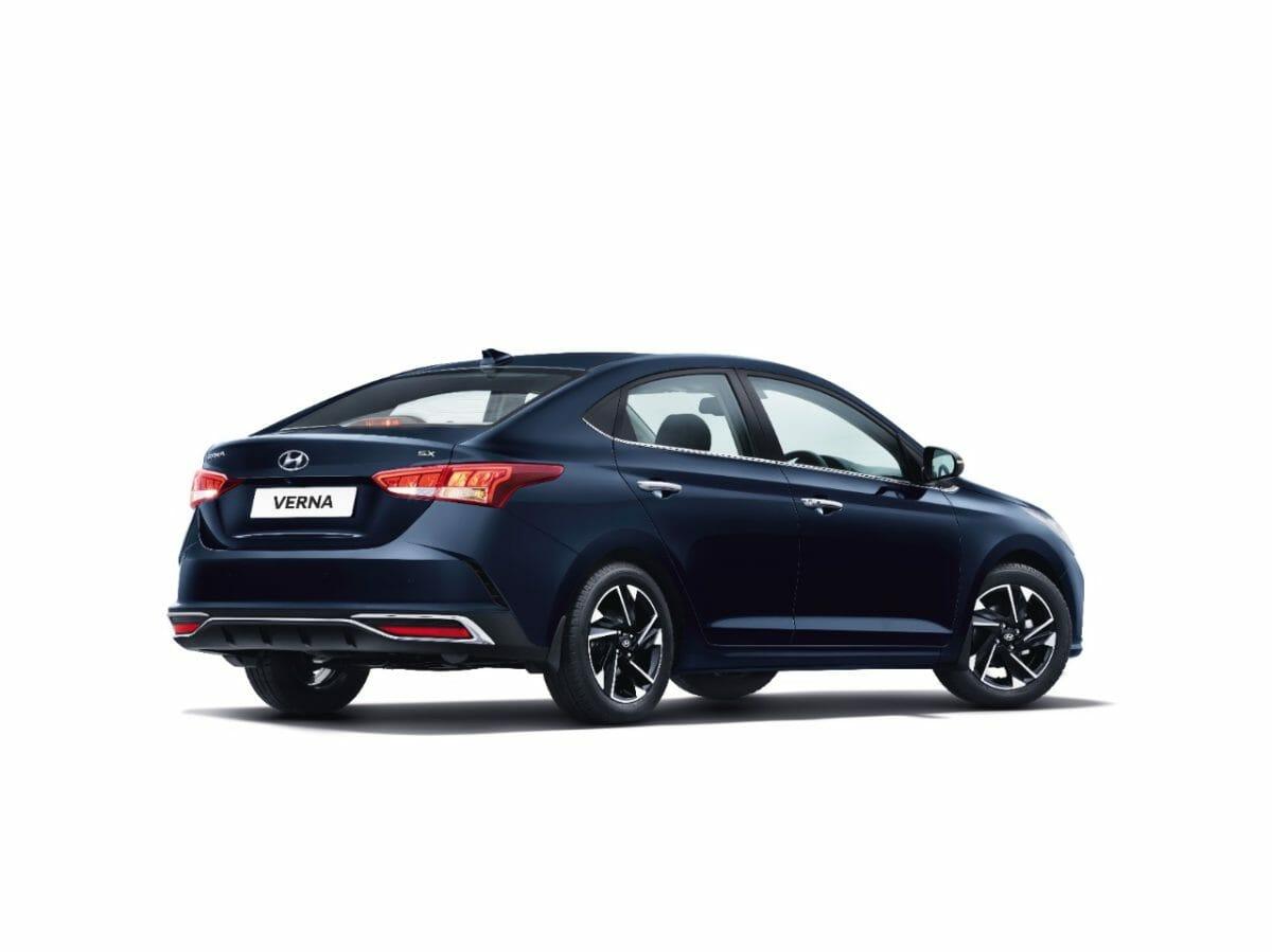 Hyundai Verna 2