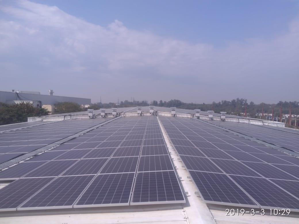 Image 1 – Solar Modules