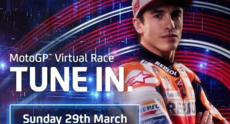 Moto GP Virtual race