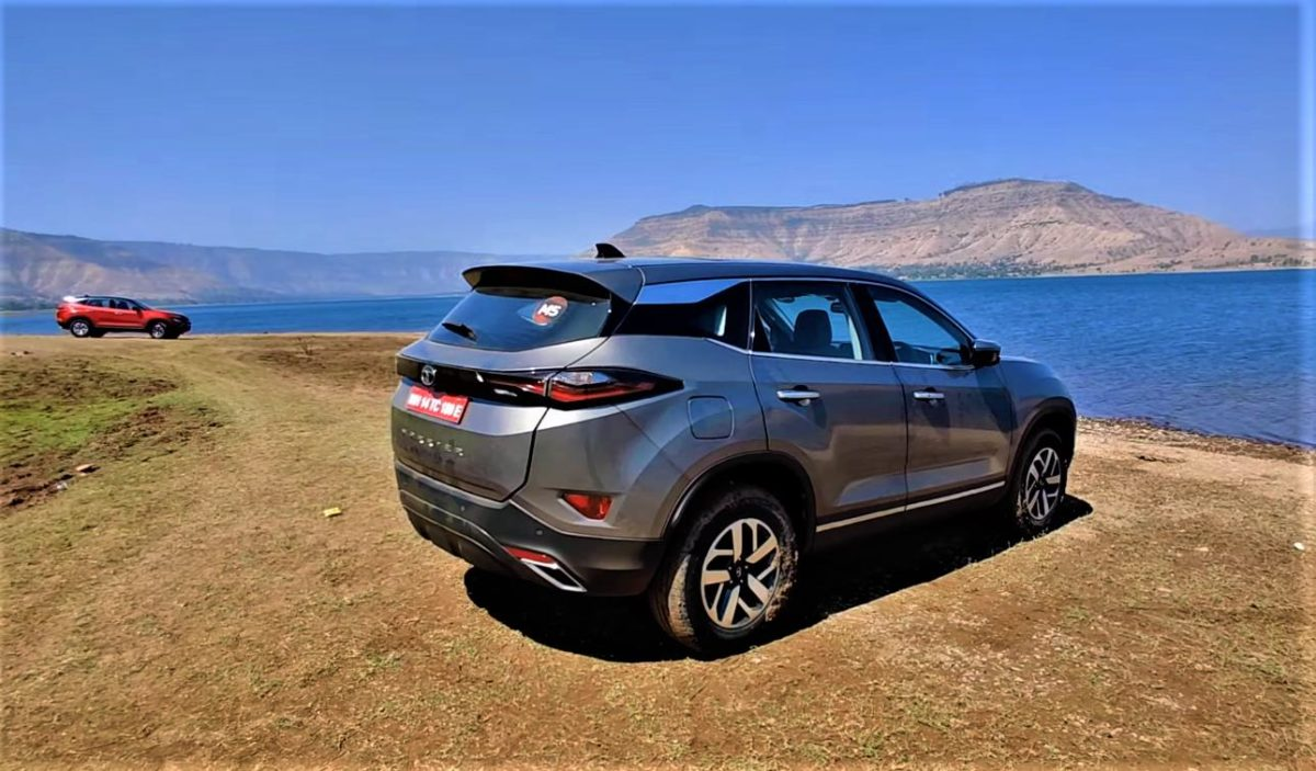 Tata Harrier Cocoa Sparkle
