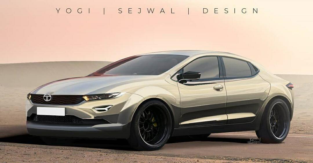 Tata Motors Premium Sedan