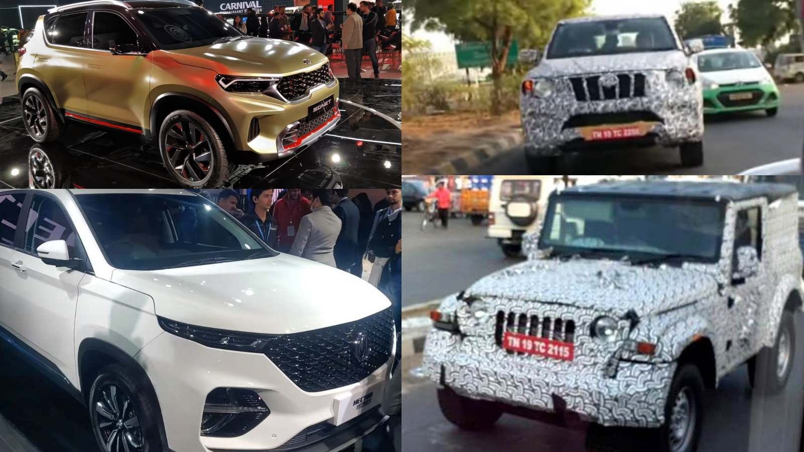 Upcoming Suvs In India In 2020 21 Motoroids