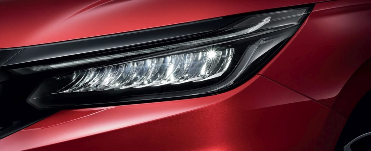 2020 Honda City LED Headlights