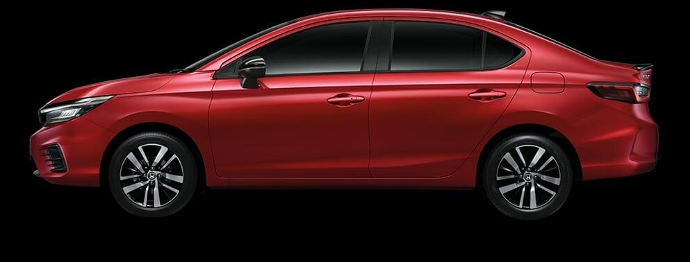 2020 Honda City Side Profile (1)