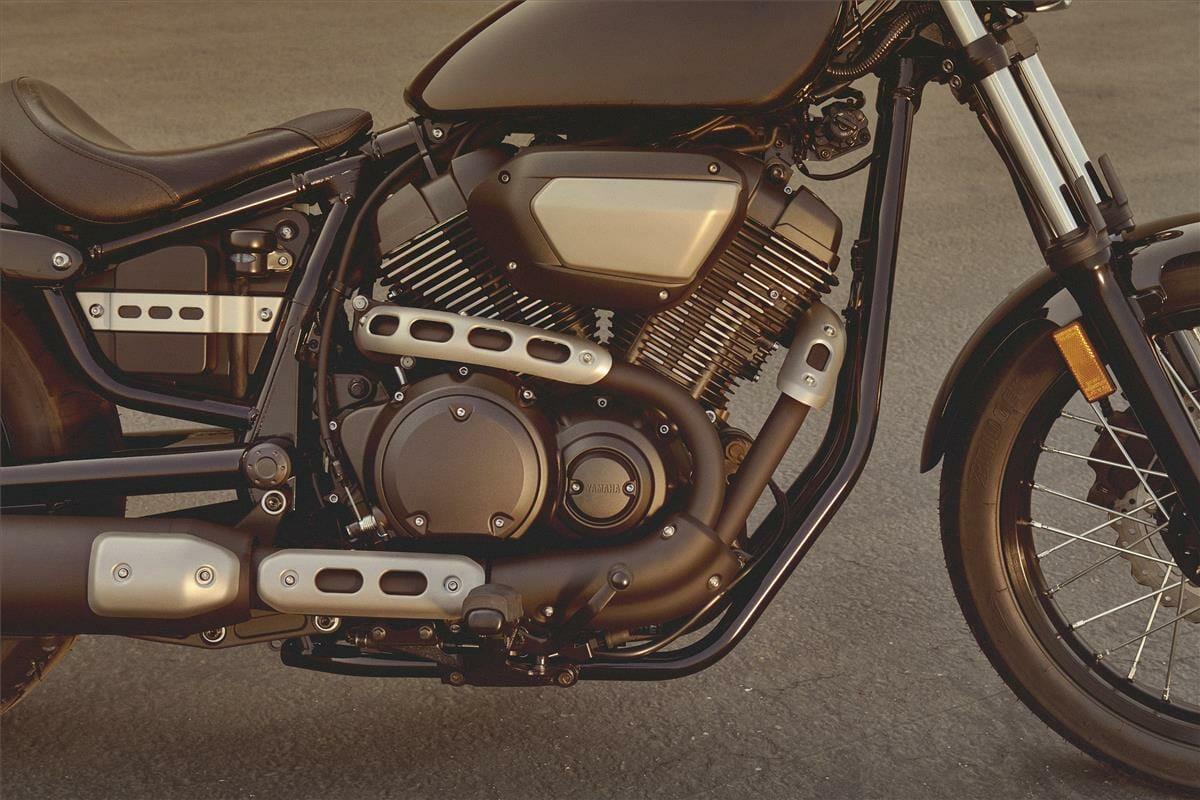 2020 Yamaha Bolt engine