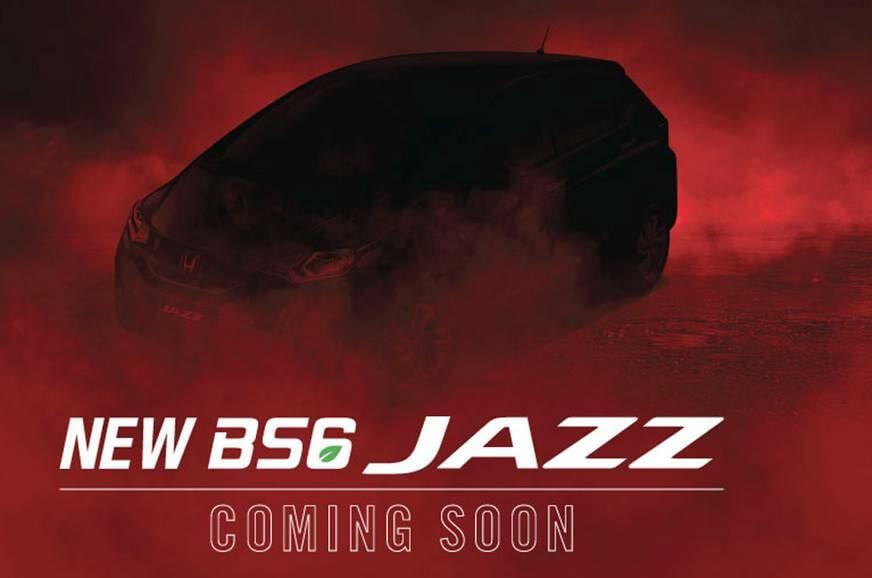BS6 Honda Jazz
