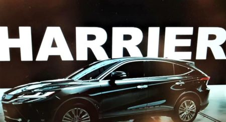 This All-New Harrier Is Not From Tata Motors