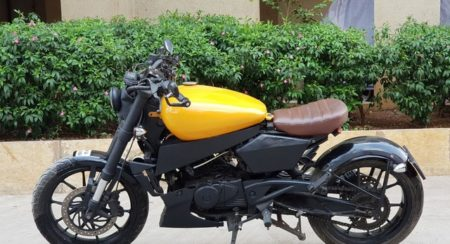 Pune-Based Ace Customs Attempt To Transform Two Bajaj Avengers