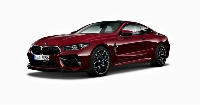 BMW M8 India