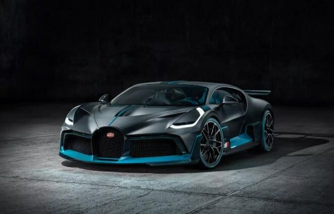 Bugatti Divo 1