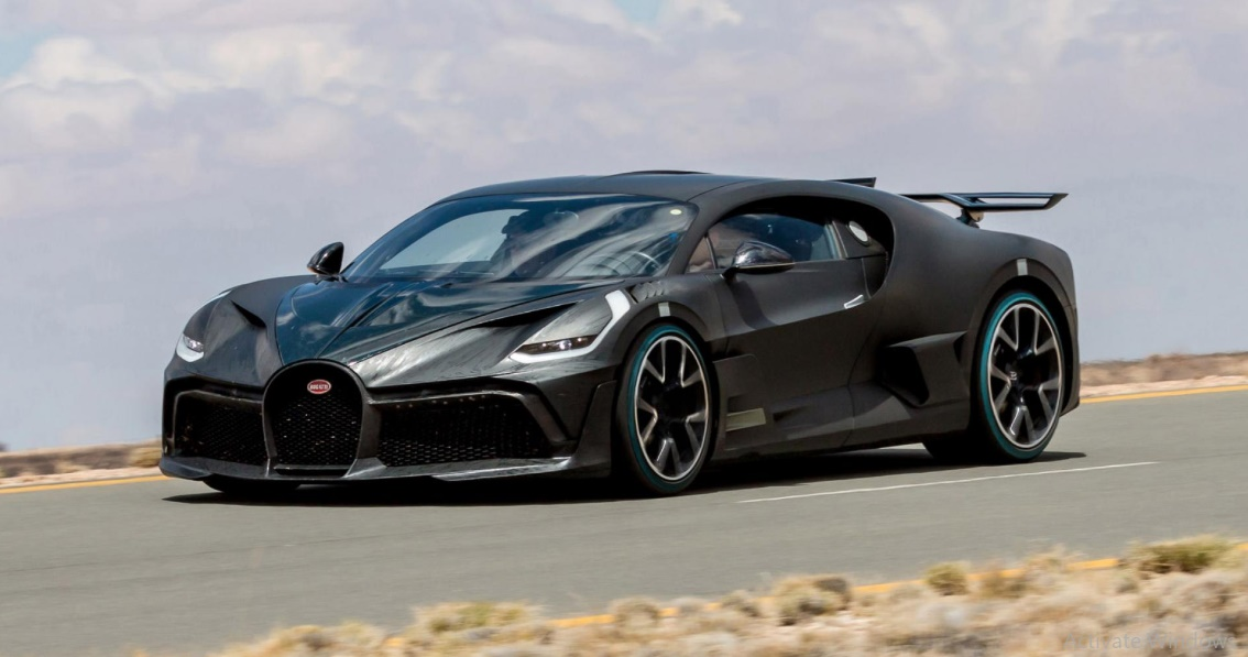 Bugatti Divo 2