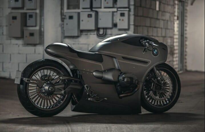 Customised BMW R NineT 1