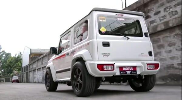 Fastest Suzuki Jimny 1