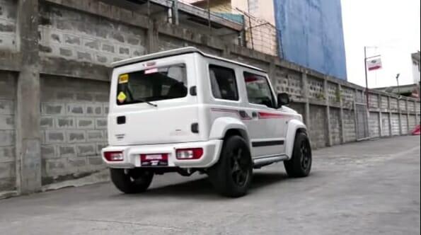 Fastest Suzuki Jimny 2