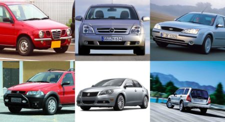 Flop cars of India