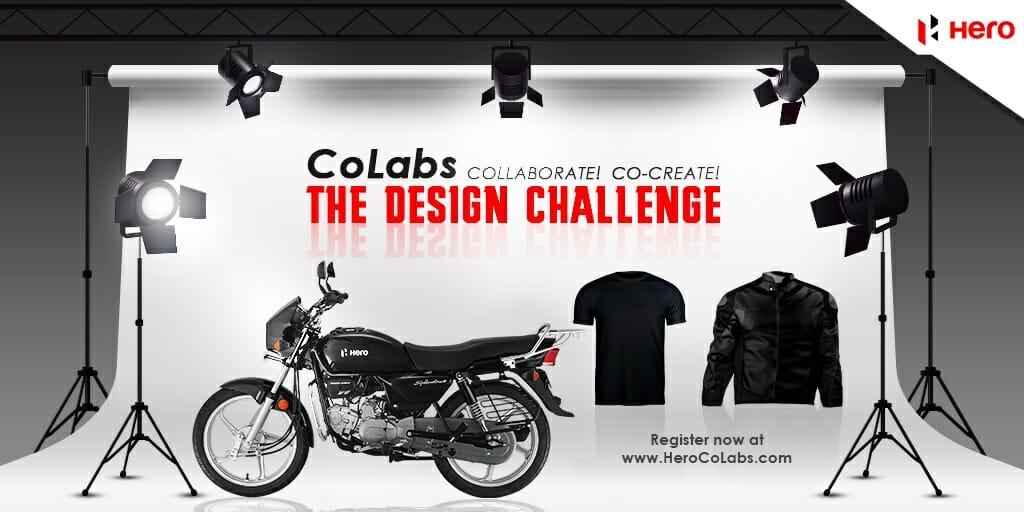 Hero CoLabs – The Design Challenge