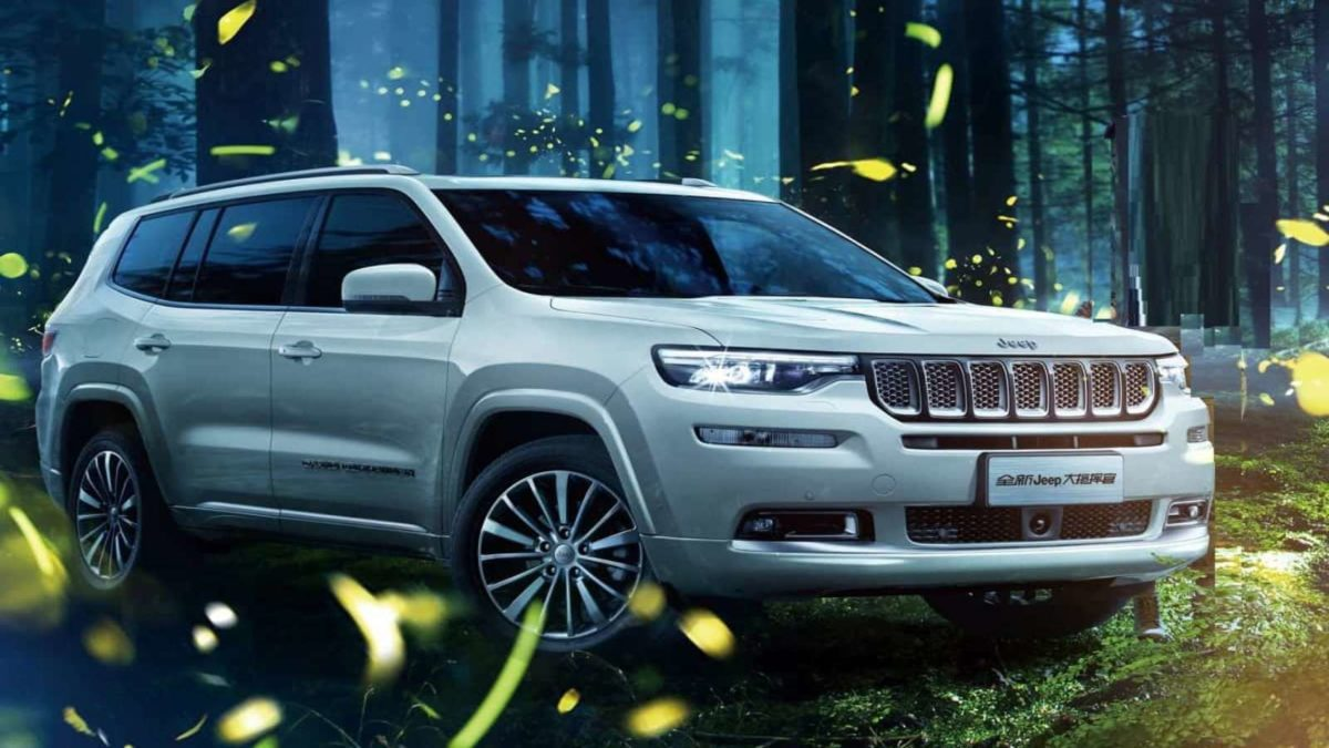 Jeep Grand Compass SUVs (1)
