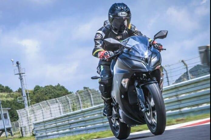 Kawasaki Ninja 300 EV