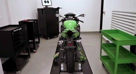 Kawasaki ZX-25R Dyno Test