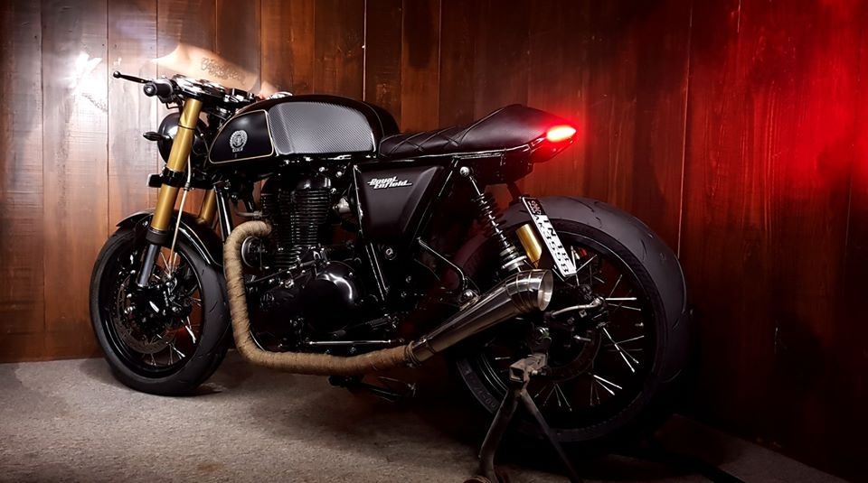 Modified Royal Enfield Continental GT 535 (3)