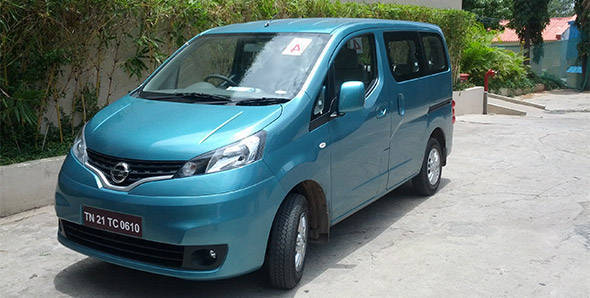 Nissan Evalia 590px