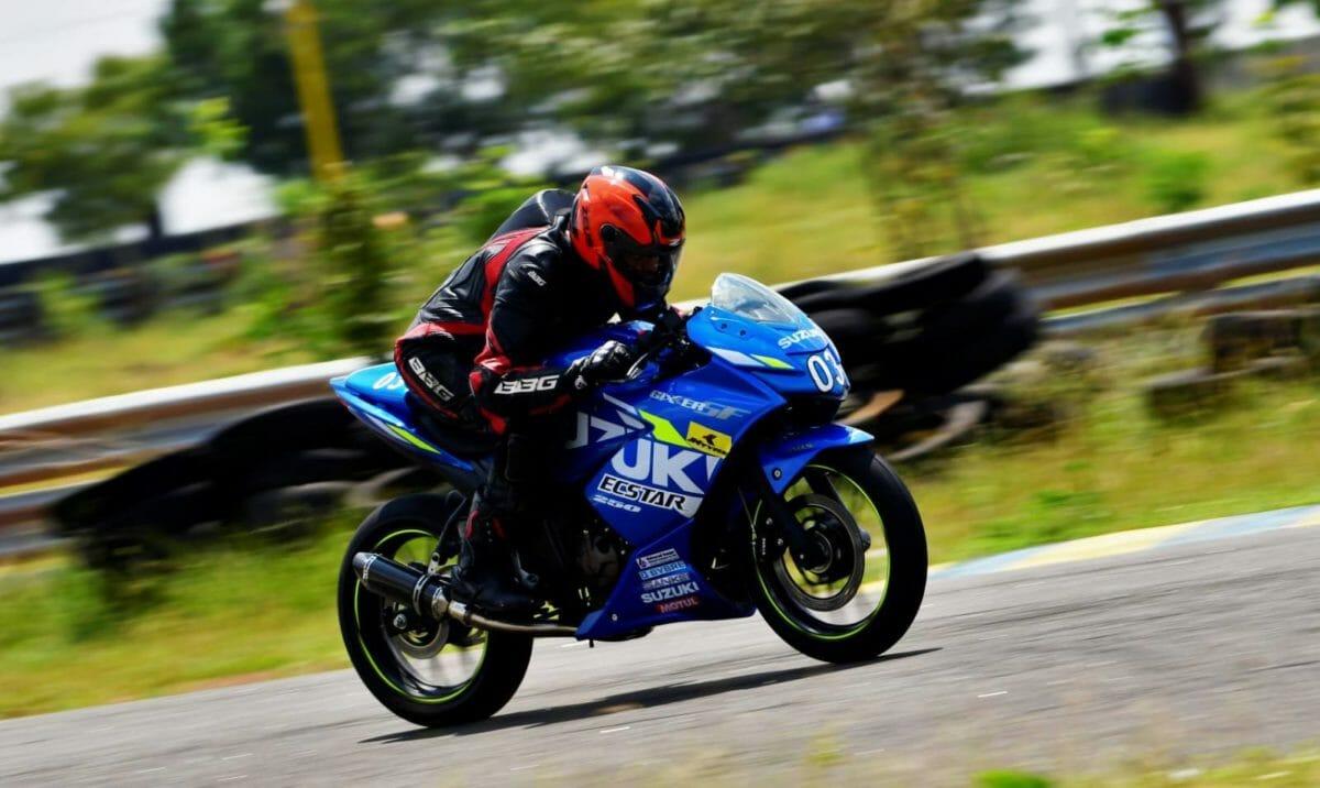 Suzuki India Media Endurance Race